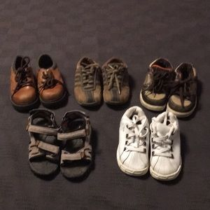 Other - Lot of toddler boys shoes